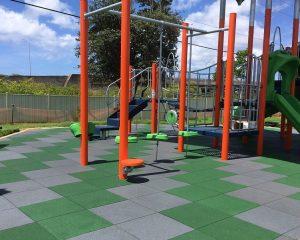 Çocuk Parkı Zemini Beldibi