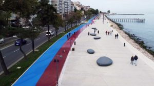 Bisiklet Yolu Yapımı Side